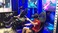 Talon Vortex Arcade Simulator