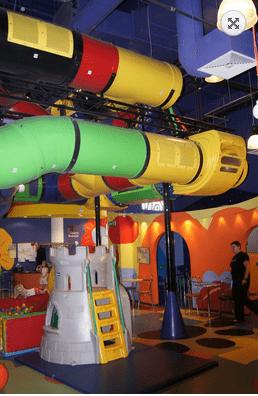 Rura Park - Soft Play na 130 dzieci